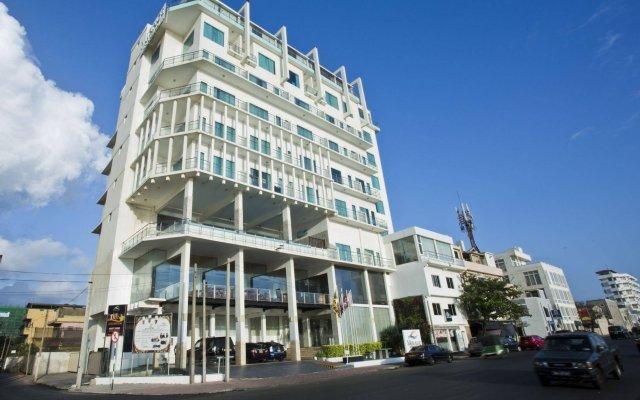 Отель Mirage Hotel Colombo Шри-Ланка, Коломбо - отзывы, цены и фото номеров - забронировать отель Mirage Hotel Colombo онлайн вид на фасад