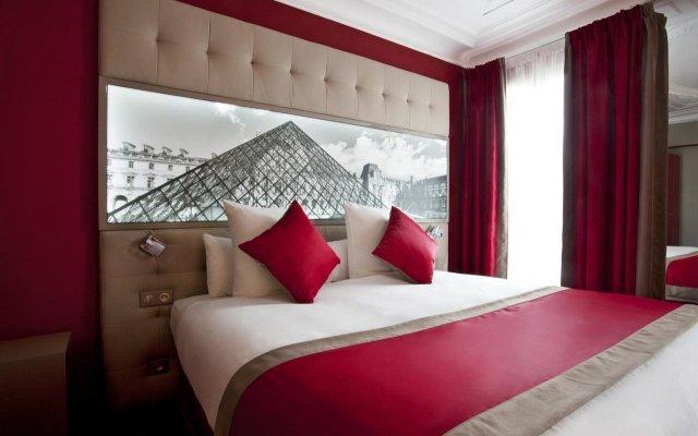 Отель Best Western Nouvel Orleans Montparnasse Париж вид на фасад