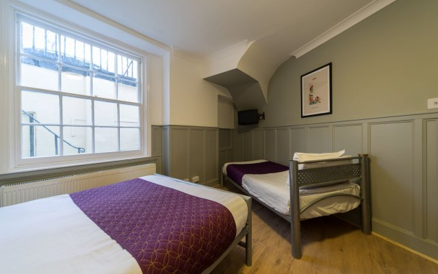 OYO Kings Hotel Лондон комната для гостей