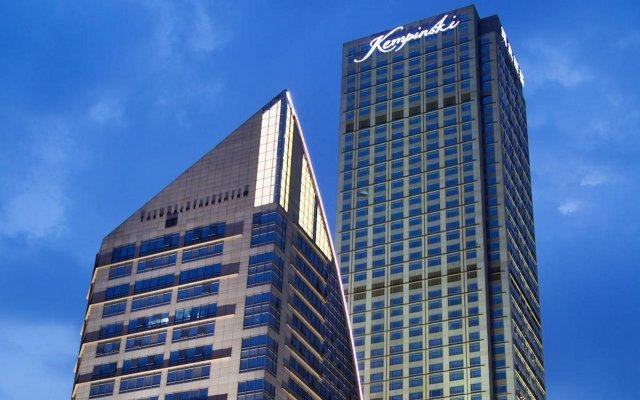 Kempinski Hotel Chongqing вид на фасад
