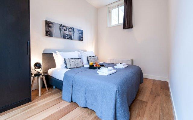 Отель De Pijp Boutique Apartments Нидерланды, Амстердам - отзывы, цены и фото номеров - забронировать отель De Pijp Boutique Apartments онлайн комната для гостей