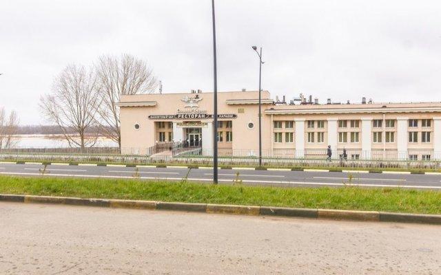 Апартаменты Kvartal Apartments on Volzhskaya Embankment 19 вид на фасад
