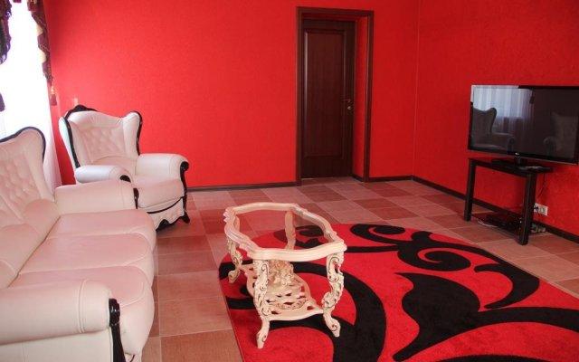 Гостиница Нескучный Сад комната для гостей