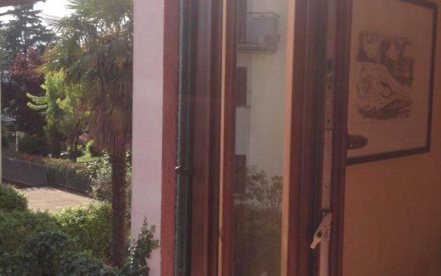 Отель B&B In Liberty Style вид на фасад