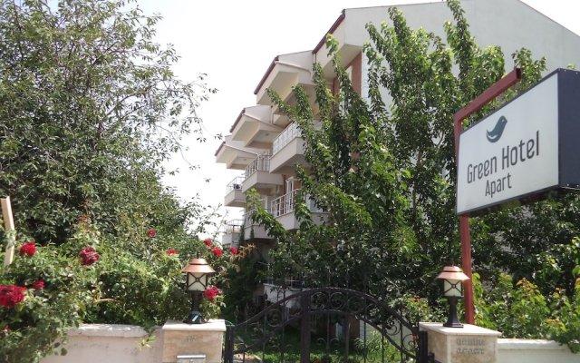 Karaagaç Green Hotel Apart Турция, Эдирне - отзывы, цены и фото номеров - забронировать отель Karaagaç Green Hotel Apart онлайн вид на фасад