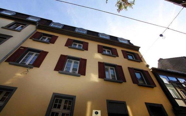 Отель Design Apart By Centro Comfort Германия, Дюссельдорф - отзывы, цены и фото номеров - забронировать отель Design Apart By Centro Comfort онлайн вид на фасад