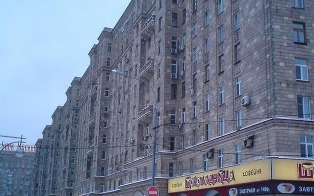 Гостиница Lakshmi Rooms Park Pobedy вид на фасад