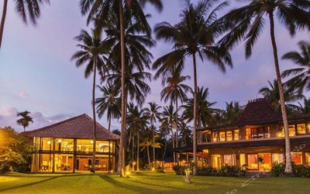Отель Beachfront Citakara Sari Villas Индонезия, Бали - отзывы, цены и фото номеров - забронировать отель Beachfront Citakara Sari Villas онлайн вид на фасад
