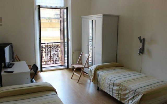 Отель Pension San Telmo комната для гостей