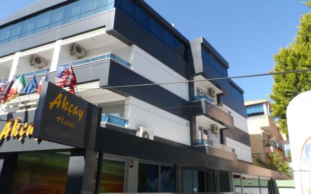 Akcay Boutique Hotel Турция, Дикили - отзывы, цены и фото номеров - забронировать отель Akcay Boutique Hotel онлайн вид на фасад