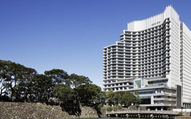 Отель Palace Hotel Tokyo Япония, Токио - отзывы, цены и фото номеров - забронировать отель Palace Hotel Tokyo онлайн вид на фасад