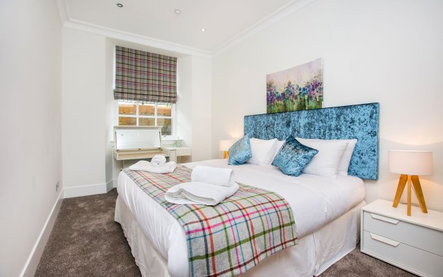 Апартаменты Blythswood Square Apartments вид на фасад