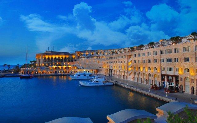 Отель Albatros Citadel Resort вид на фасад