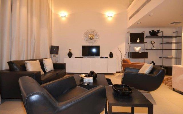 Отель VacationBAY-DIFC-Liberty House Дубай комната для гостей