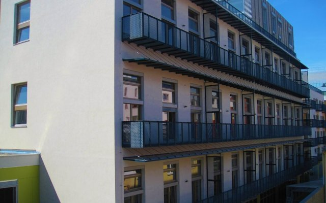 Апартаменты Ricci Apartments вид на фасад