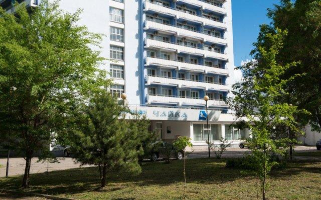 Гостиница Чайка Отель в Хабаровске - забронировать гостиницу Чайка Отель, цены и фото номеров Хабаровск вид на фасад