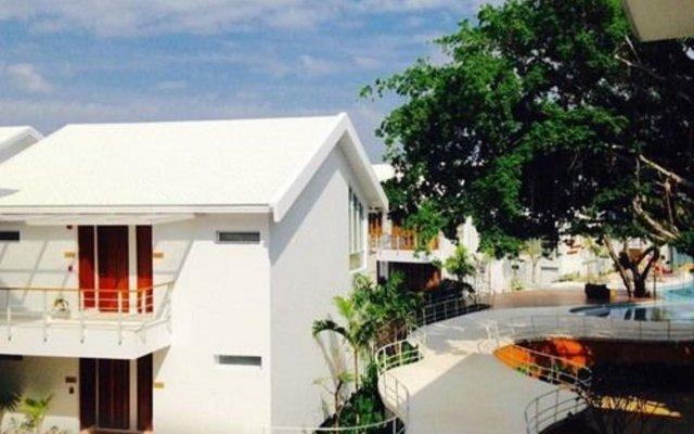 Отель White Sand Samui Resort Таиланд, Самуи - отзывы, цены и фото номеров - забронировать отель White Sand Samui Resort онлайн вид на фасад