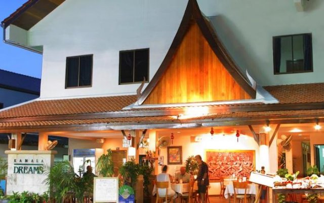 Отель Kamala Dreams Таиланд, Пхукет - отзывы, цены и фото номеров - забронировать отель Kamala Dreams онлайн вид на фасад