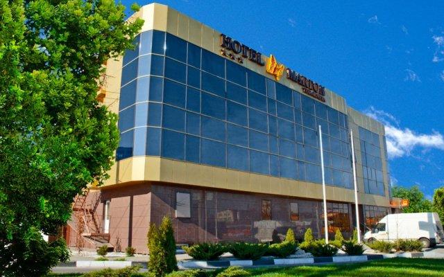 Гостиница Мартон Тургенева в Краснодаре 10 отзывов об отеле, цены и фото номеров - забронировать гостиницу Мартон Тургенева онлайн Краснодар вид на фасад