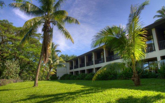 Отель Tanoa International Hotel Фиджи, Вити-Леву - отзывы, цены и фото номеров - забронировать отель Tanoa International Hotel онлайн вид на фасад