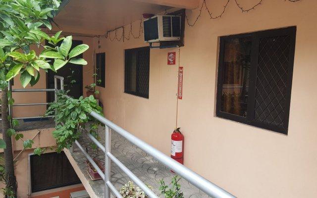 Отель 1st Street Park Apartelle Филиппины, Пампанга - отзывы, цены и фото номеров - забронировать отель 1st Street Park Apartelle онлайн вид на фасад