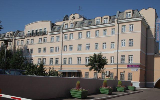 Гостиница Лефортово балкон