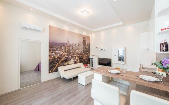 Апартаменты Oasis Apartments - Westend III комната для гостей