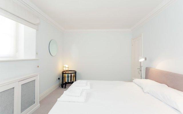 Отель South Kensington Britain's Great Museums комната для гостей