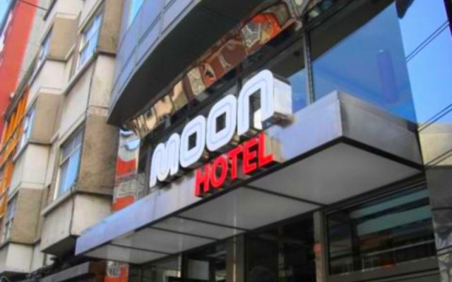 Hotel Moon вид на фасад