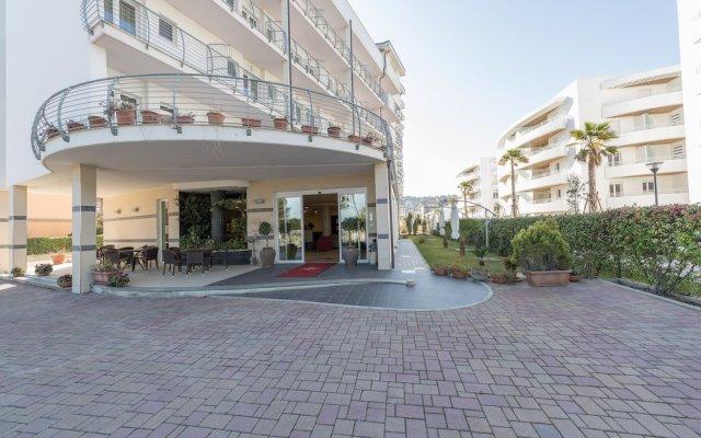 Hotel La Ninfea вид на фасад