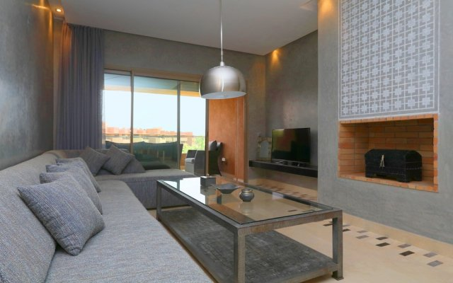 Family Apartment in Marrakech
