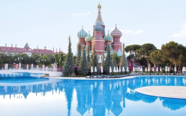 Отель Asteria Kremlin Palace - All Inclusive бассейн