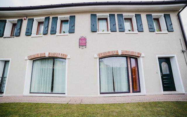 Отель Ca Nanni B&B Италия, Доло - отзывы, цены и фото номеров - забронировать отель Ca Nanni B&B онлайн вид на фасад