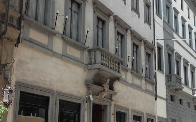 Hotel Scoti вид на фасад