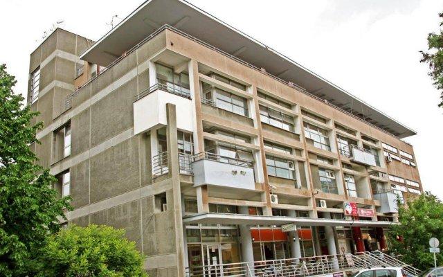 Отель Balkan Garni вид на фасад