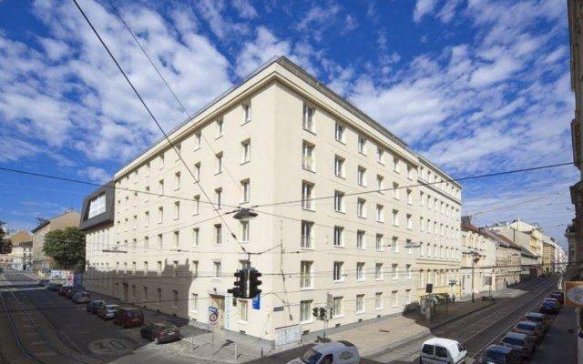 Отель Mariahilfer Apartments Австрия, Вена - отзывы, цены и фото номеров - забронировать отель Mariahilfer Apartments онлайн вид на фасад