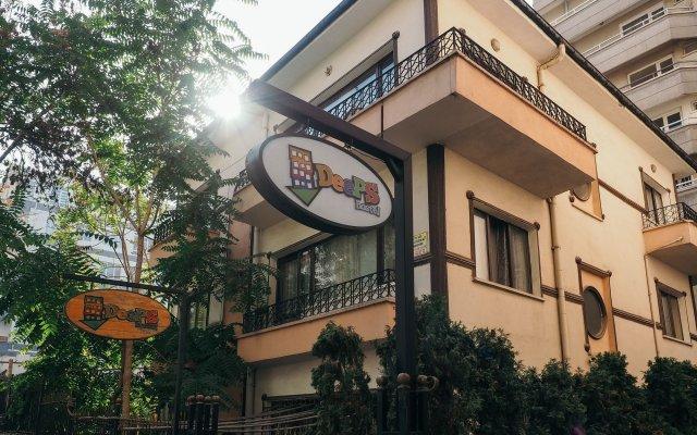 Deeps Hostel Турция, Анкара - 3 отзыва об отеле, цены и фото номеров - забронировать отель Deeps Hostel онлайн вид на фасад