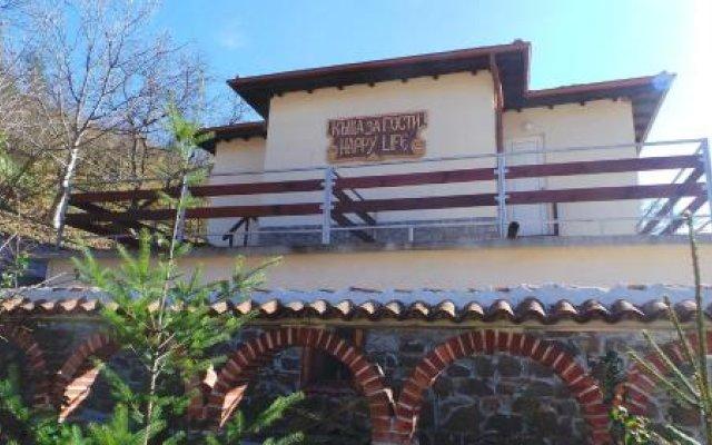 Отель Guesthouse Happy Life Трявна вид на фасад