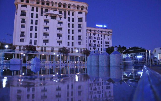 Appart Hotel Alia вид на фасад