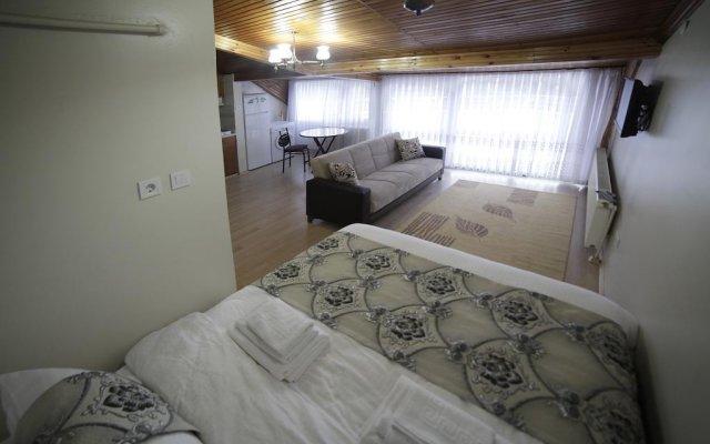 Отель Defne Suites De Luxe комната для гостей