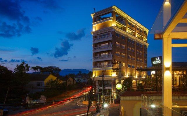 Отель Ambassador by ACE Hotels Непал, Катманду - отзывы, цены и фото номеров - забронировать отель Ambassador by ACE Hotels онлайн вид на фасад