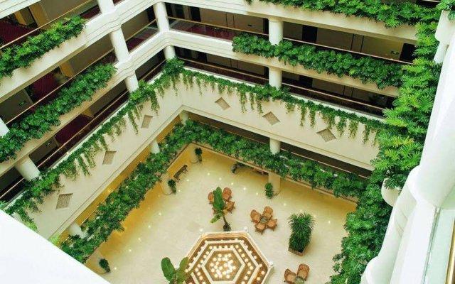 Отель Beijing Jintai Hotel Китай, Пекин - отзывы, цены и фото номеров - забронировать отель Beijing Jintai Hotel онлайн вид на фасад