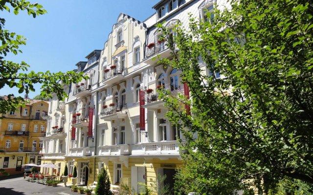 Hotel Romanza вид на фасад