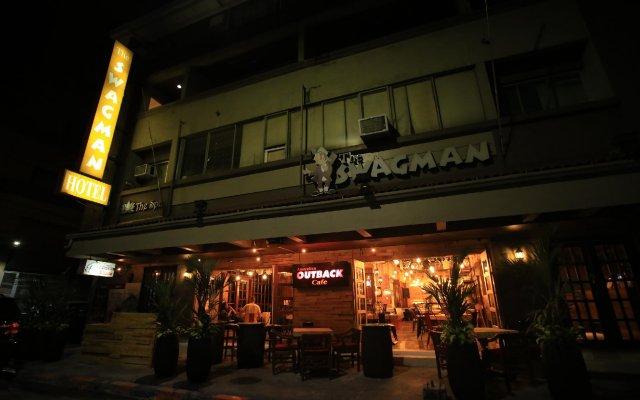 Отель Swagman Hotel Филиппины, Манила - отзывы, цены и фото номеров - забронировать отель Swagman Hotel онлайн вид на фасад