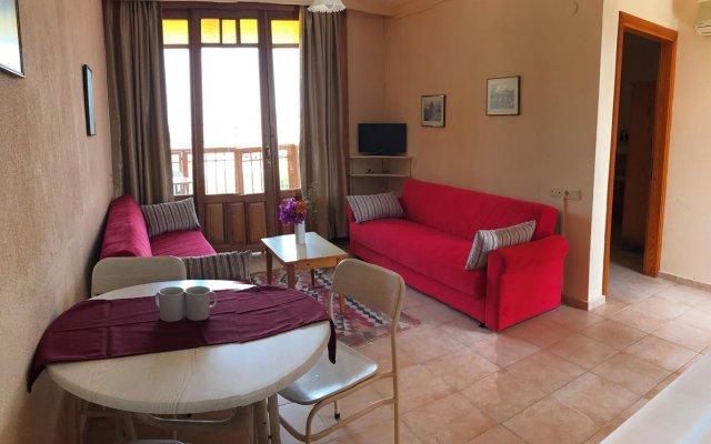 Nar Apart Hotel Турция, Сиде - отзывы, цены и фото номеров - забронировать отель Nar Apart Hotel онлайн комната для гостей