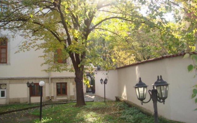 Отель Citadel Guest House Болгария, Варна - отзывы, цены и фото номеров - забронировать отель Citadel Guest House онлайн вид на фасад