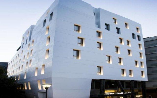 Отель Zenit San Sebastián Испания, Сан-Себастьян - отзывы, цены и фото номеров - забронировать отель Zenit San Sebastián онлайн вид на фасад