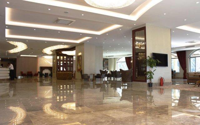 Orkis Palace Thermal & Spa Турция, Кахраманмарас - отзывы, цены и фото номеров - забронировать отель Orkis Palace Thermal & Spa онлайн интерьер отеля