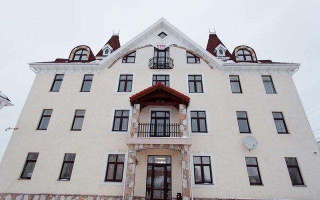 Гостиница Панно Кастро вид на фасад