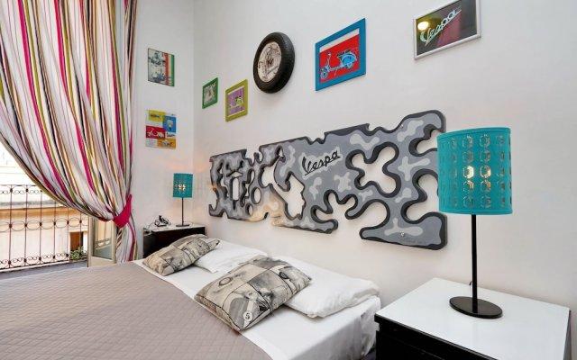 Отель Mok'house-b&b Рим вид на фасад